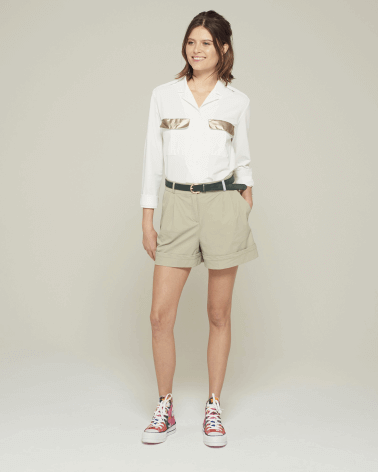 Coco - High waist short pants