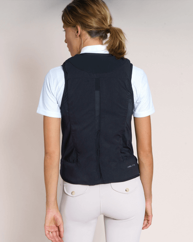 Equestrian Airbag Helite Zip'in 2 compatible with Dada Sport riding vest