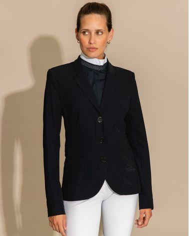 Creedance - Microperforated riding jacket