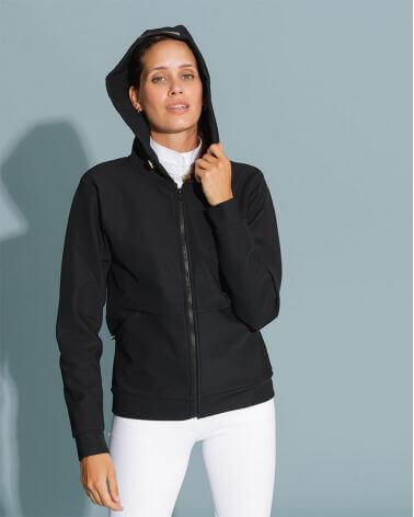 Reflet - Softshell hooded jacket